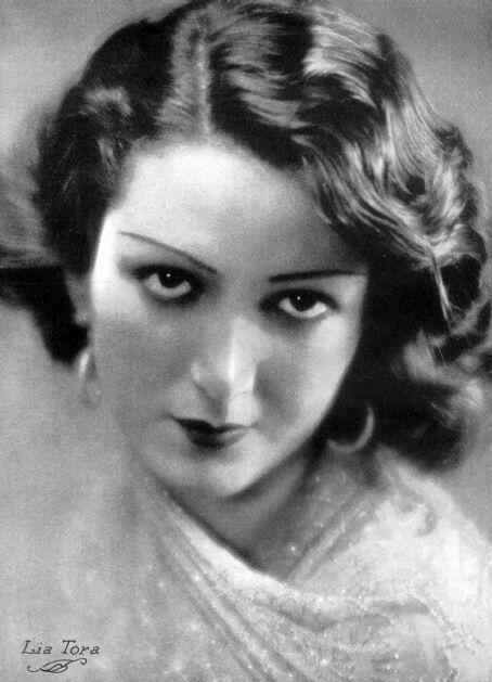 Lia Torá in 1929.