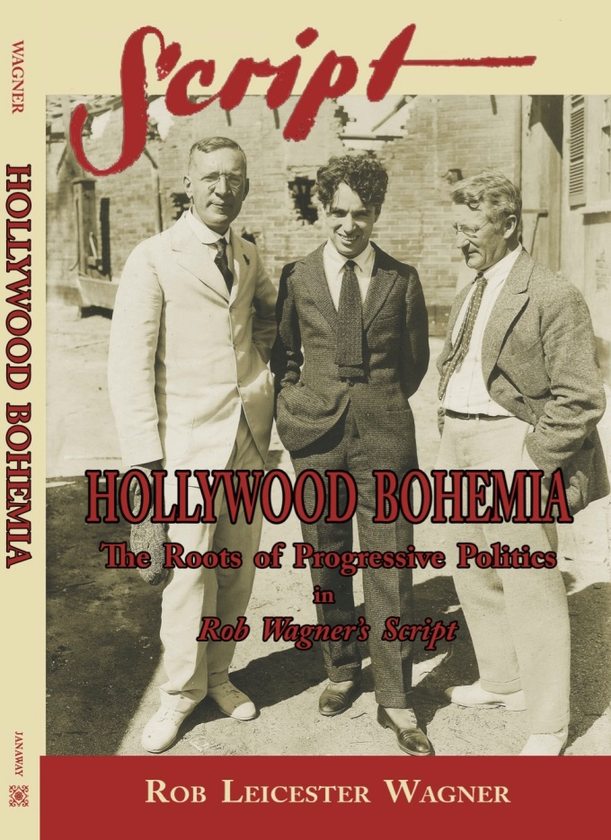Hollywood Bohemia.book.cover